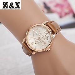 Women's Fashion Diamond Rose Quartz Analog Sillicon Watch(Assorted Colors) Cool Watches Unique Watches