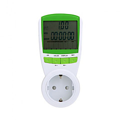 energia Power Meter display digitale LCD voltage analizzatore monitor di frequenza corrente