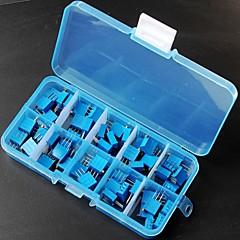 3296w multitour trimmer kit de potentiomètre de haute précision 3296 de résistance variable 500r 1k 2k 5k 10k 20k 50k 100k 500k 1m