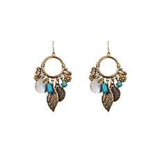 Fashion Women Vintage Charm Drop Earrings