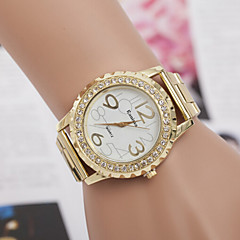 Woman And Men Gear Outer Ring  Wrist Watch