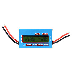 0-100A 0-60V Power Battery Tester Watt Meter Dynamometer