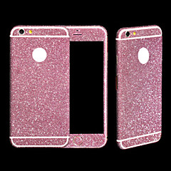 bling bling brillant autocollant corps diamant PVC pour iphone 6 plus / 6s plus (couleurs assorties)