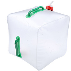 AT6633   20 L Fold Transparent Bucket