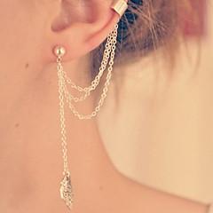 Dame Cercei Picătură stil minimalist costum de bijuterii Aliaj Bijuterii Pentru