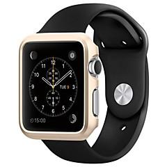 Apple karóra 42mm esetben ultravékony védőburkolat műanyag kemény héj első Apple karóra 42mm tok csomagolás