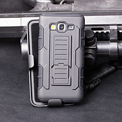 armor hybride geval militaire 3 in 1 combo Cover voor Samsung Galaxy a3 / a5