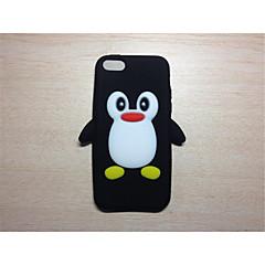 leuke cartoon shell siliconen zet mobiele telefoon bescherming shell voor iphone 5c (assorti kleur)