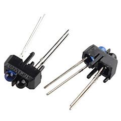 TCRT5000 riflettente sensore ottico a infrarossi infrarossi interruttore ir per Arduino (2 pezzi)