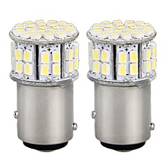 2* Car 1016 1157 BAY15D Tail Brake Parking Stop Bulb Lamp 3528SMD White 50 LED Light 12V
