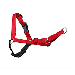 New Develop Walk Easy Dog Harness Front Lead No Pull Harness Attaching Strong Leash for Dogs S M L for Different Breed
