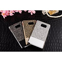 Luxury Bling Diamond Crystal Rhinestone Metal Bumper Case Cover for Samsung Galaxy S5/S6/S6 edge/S6 edge plus