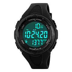 Skmei®Women Outdoor Sports Multifunction LED Watch 50m Waterproof Assorted Colors Cool Watches Unique Watches