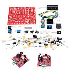 0-30V 2ma - 3α ρυθμιζόμενο DC ρυθμιζόμενη παροχή ηλεκτρικού ρεύματος DIY κιτ βραχυκύκλωμα περιορισμού ρεύματος προστασίας