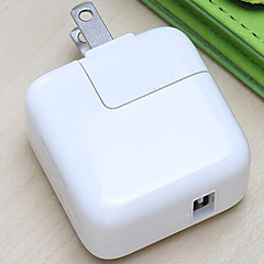 VS / EU plug USB Power Adapter muur oplader voor iPad, iPhone / samsung / htc / moto / sony / mobiele telefoons