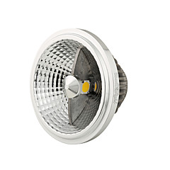 YouOKLight GU10 13W 1200lm 4000K 2-COB LED Ceiling Light - Grey + Silvery White (AC 100~240V)
