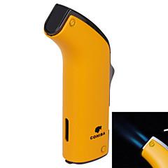 5521 double trou feu bleu torche vent -jaune, noir
