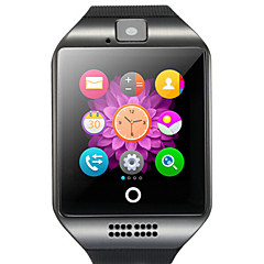 Kimlink® q18 smart watch puhelin bluetooth-kamera sim sd-kortti smartwatch for android