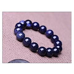 Herre Dame Strand Armbånd Perler Galakse Krystal Cirkelformet Smykker Til Bryllup Fest Daglig Afslappet Julegaver