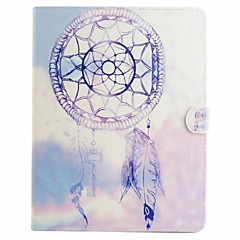 μοβ κτύποι αέρα έγχρωμο σχέδιο ή σχέδιο pu δέρμα folio περίπτωση θήκη tablet για τον αέρα ipad AIR2 ipad