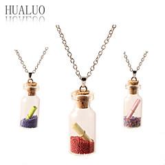 Modische Halsketten Anhängerketten Schmuck Alltag / Normal Modisch Aleación Durchsichtig 1 Stück Geschenk