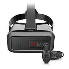 vr park v2 3d bril vr doos karton voor virtuele werkelijkheid headset met bluetooth afstandsbediening