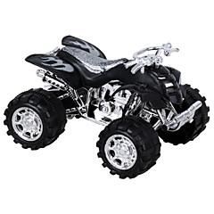 juguetes de los niños de la motocicleta ATV juguetes de construcción retroceso vehículo de carreras modelo de coche
