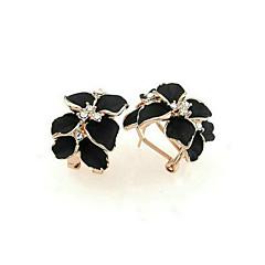 Earring Earrings Set Jewelry Women Wedding / Party / Daily / Casual / Sports Alloy / Zircon 1 pair Gold