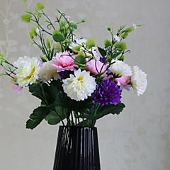 Polyester Karanfil Yapay Çiçekler
