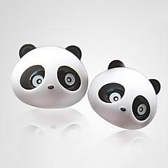 ziqiao 1 par dejlige panda smag bil luftfriskere diffusorudgangen magiske forsyninger parfume