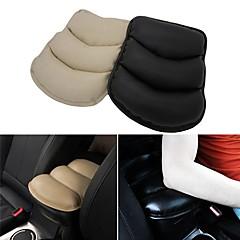 ziqiao Car Auto handrests kattaa käsi loput istuinlaatikko pad suojakotelo pehmeä PU matot tyyny universaali