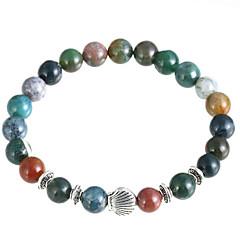 Natural Stone Bracelet Charm Bracelets Daily / Casual 1pc