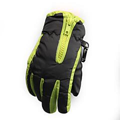 Kinderen Handschoenen Skaten / Sneeuwsporten / Afdaling Houd Warm / Winddicht Voorjaar / Herfst / Winter Groen / Rood / Blauw-Sportief-S