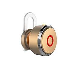 mini støjreducerende smarte stemmestyring stereo trådløst csr4.0 bluetooth headset hovedtelefon med mikrofon