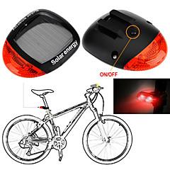 Pyöräilyvalot,takavalot-1 Tila Other Lumenia anti lipsahdus / Helppo Carry MuuxSolar energy Aurinkopaneeli Pyöräily/Pyörä / motocycle