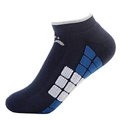6 pár férfi pamut zokni alkalmi zokni minőségi futásra / jóga / fitness / foci / golf