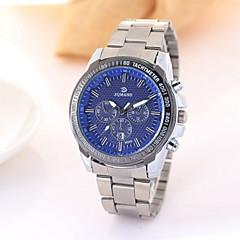 Men's Fashion Business Stainless Steel Quartz Watch Wrist Watch Cool Watch Unique Watch