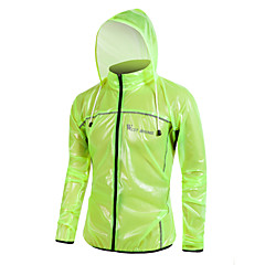 WEST BIKING Reflective Cycling Raincoat Windproof Waterproof Jersey Mountain Road Bicycle Bike Cycling Raincoat