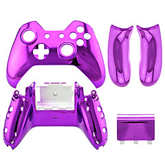 Replacement Controller Case for Xbox One Controller Plating Green/Blue/Purple