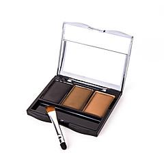vattentät dubbel effekt ögonbryn färgning grädde lätt på makeup är inte blommar
