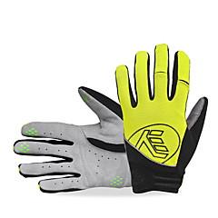 NUCKILY® Activiteit/Sport Handschoenen Dames / Heren Fietshandschoenen Voorjaar / Zomer / Herfst / Winter WielrenhandschoenenAnti-Slip /