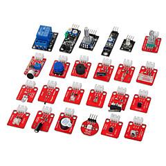 24 in 1 sensormodule instellen voor Arduino
