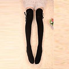 Κάλτσες & Καλτσόν Κλασσική/Παραδοσιακή Lolita Κορδόνια Αξεσουάρ Lolita Καλσόν Φιόγκος Για Βαμβάκι