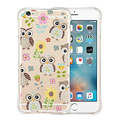 Per Custodia iPhone 6 / Custodia iPhone 6 Plus Resistente agli urti / Transparente / Fantasia/disegno Custodia Custodia posteriore