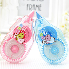 2PCS Creative Students To Correction Tape The Learning Stationery(Style random)