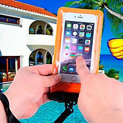 드라이 박스 / 방수 가방 어른 / 남여공용 핸드폰 / 방수 다이빙 & 스노쿨링 레드 / 오렌지 / 그린 / 블루 / 블랙 / 화이트 PVC-Tteoobl