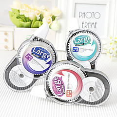 2PCS Large Capacity Students Correction Tape Office Correction With Creative Stationery(Style random)