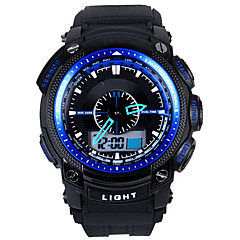 SKMEI® Men's Digital Silicone Band 30m Water-resisstant Multi-Functional Sports Watch Cool Watch Unique Watch