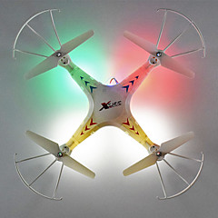 SJR/C  X300-1 Drone 6 axis 4CH 2.4G RC Quadcopter One Key To Auto-Return / Headless Mode / 360°Rolling