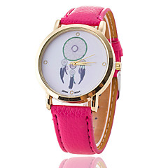 Xu™ Ladies' Fashion Dream Chaser Leather Quartz Watch Cool Watches Unique Watches
